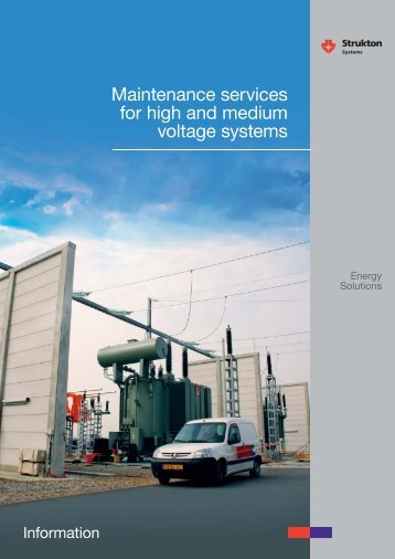12648 Maintenance services for high- and medium ... - Strukton Rail