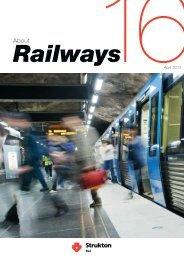 About Railways 16 - Strukton Rail