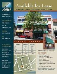 View full color PDF brochure - J. R. Parrish