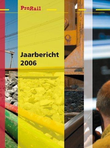 Jaarbericht 2006 - ProRail