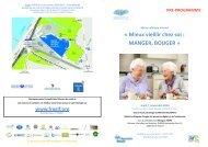 « Mieux vieillir chez soi : MANGER, BOUGER » - framework.agevill...