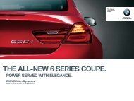 THE ALL-NEW  SERIES COUPE. - Irvine BMW