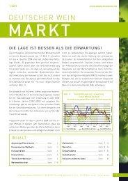 Mafo Brief 1_2009: Deutscher Wein Markt - Forschungsanstalt ...