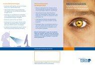 Bildschirmarbeitsplatzbrille - Kuratorium Gutes Sehen eV