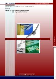 G10-Lift Up Mechanisms.cdr - Tekform