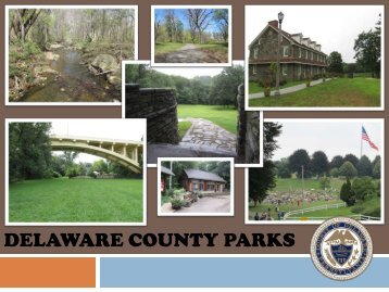 Part 3 Delaware County Parks - Delaware County Courthouse and ...