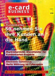 e-card - Stefan Lammers Business Building