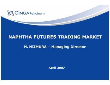 Naphtha Magazines