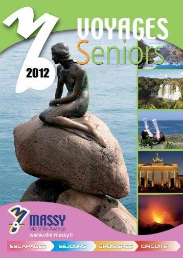 Téléchargez ici le catalogue des voyages 2012 - Massy