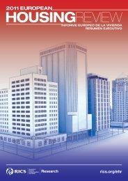 European Housing Review Summary (Spanish)