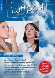 Inhalieren Sie richtig? - Patientenliga Atemwegserkrankungen e.V.
