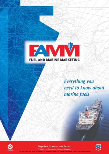 Everything You Need to Know About Marine Fuels - Martin's Marine ...
