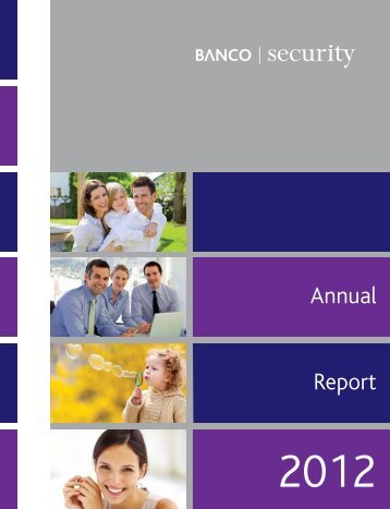 Annual Report - Banco Security