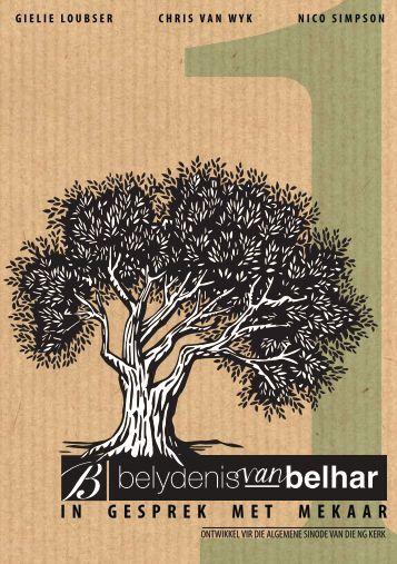 in gesprek met mekaar – PDF. - Belydenis van Belhar