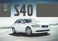S40 - Volvo