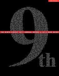 2011 Annual Report - Ninth Judicial Circuit Court of Florida