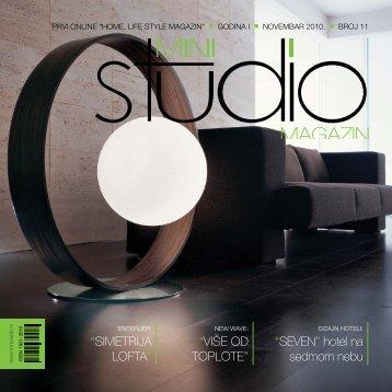 """""""SEVEN"""" hotel na sedmom nebu - Mini Studio Magazin"""