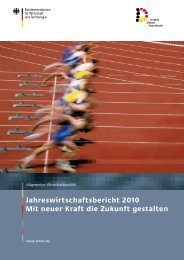 Jahreswirtschaftsbericht zum Downladen - Christian von Stetten