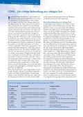 Behandlung der COPD Behandlung des Asthma - Patientenliga ... - Seite 6