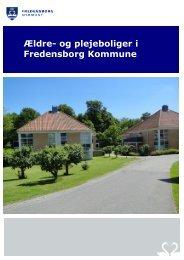 Ældre- og plejeboliger i Fredensborg Kommune