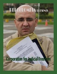 The Corporation for Judicial Freedom (CJL) was ... - PBI Guatemala