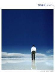 Annual report 2005 - Xeikon