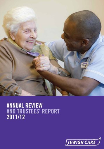 Annual Review 2011 - Jewish Care