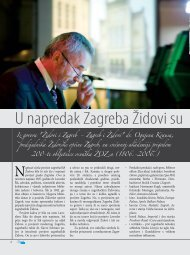 ZGmg 33.indd - Židovska općina Zagreb
