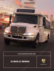 IC BUS LC SERIES - Wolfington Body Company