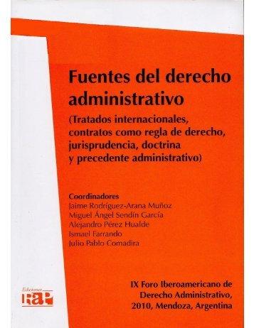 """""""Derechos y Obligaciones de la Administración Contratante y del ..."""