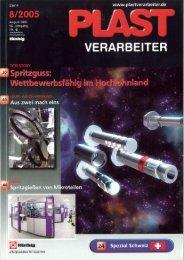 Plast 8/2005 - Scobalit AG