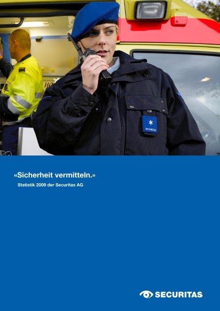 Das Statistikbulletin steht hier zum Download bereit. - Safety ...