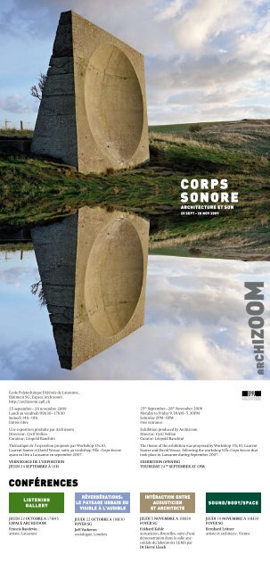 CoRpS SoNoRE