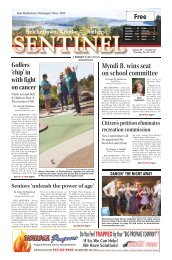 May 23, 2013 PDF Edition - The Sentinel
