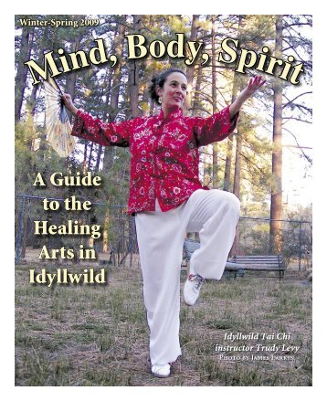 A Guide to the Healing Arts in Idyllwild - Idyllwild Town Crier
