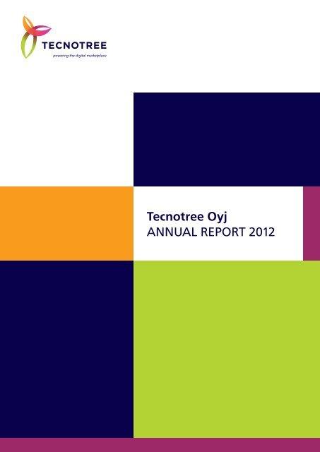 Tecnotree Annual Report 2012.pdf
