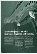 VEÅ levererade ångpanna till sydafrika Välkommen till nya armatec ... - Page 6