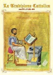 n°60 - Fraternità Sacerdotale San Pio X