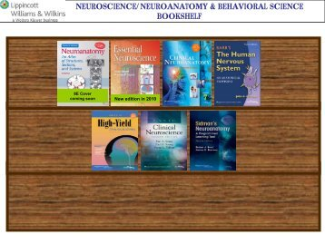 Neuroscience Bookshelf