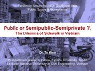 To Kien_Public or Semipublic Semiprivate - Forum for Urban Future ...