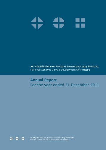 Annual Report For the year ended 31 December 2011 - the NESC ...
