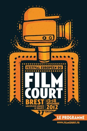 Télécharger le programme - Festival européen du film court de Brest