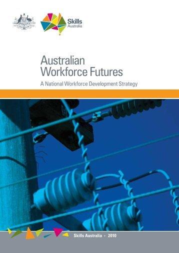 Australian Workforce Futures - Awpa.gov.au