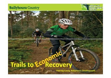 Trails to Recovery - National Rural Network