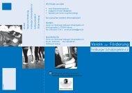 Verein zur Förderung - Freiburger SchulprojektWerkstatt