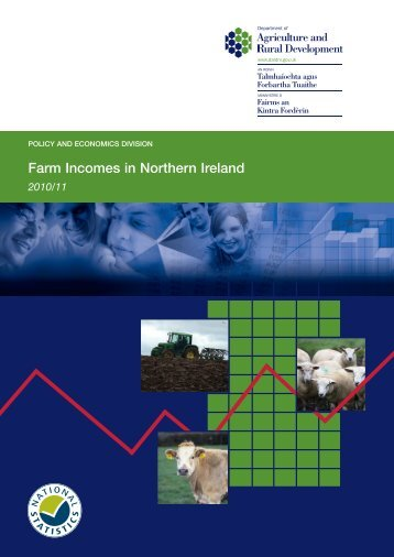 farm incomes in northern ireland 2010/11 - National Rural Network