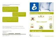 Borstvoeding kan ook als u werkt - UZ Brussel: Patientinfo