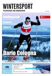 Wintersport - Smart Media Publishing