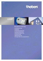 L U X O R® - Smarthouse.lu