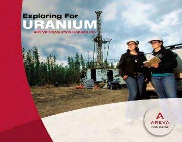 Exploring for Uranium (2 MB PDF) - Areva